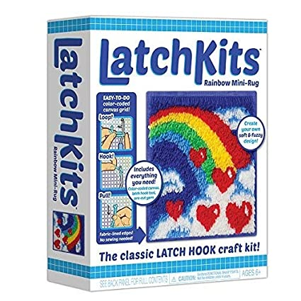 Kahootz Latch Hook Kit Owl
