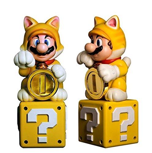 Super Mario 3D World Cat Mario Statue