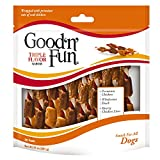 Good'n'Fun P-94187 Triple Flavor Kabob Dog Chews, One Size