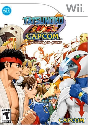 Tatsunoko vs. Capcom: Ultimate All-Stars - Nintendo - Wii Movie Nintendo