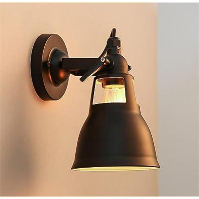 Zhas Applique Murale Vintage Appliques Industrielle Lampe Murale