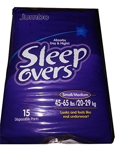 Sleep Overs Youth Pants - CASE/60 (Sm/Med (45 - 65 lbs.))