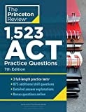 1,523 ACT Practice Questions, 7th Edition: Extra