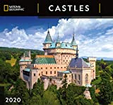 National Geographic Castles 2020 Wall Calendar
