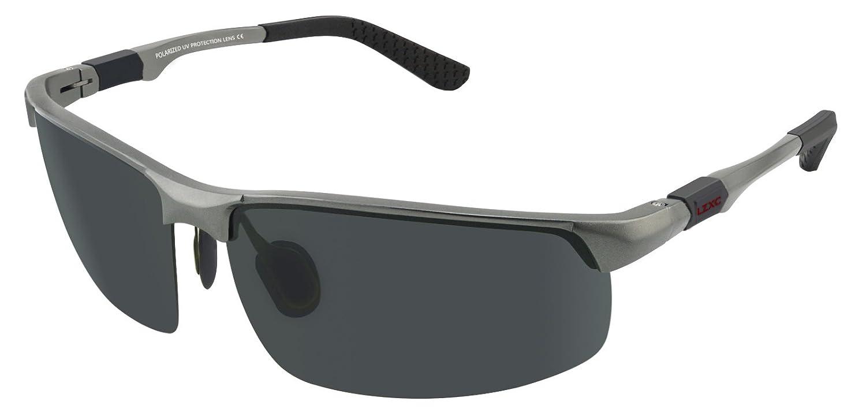 LZXC Herren 100/% Polarisiert Sonnenbrille UV400 Fahrerbrille Outdoor Sportbrille Federscharnier AL-MG Metall