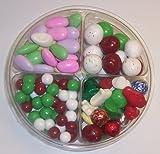 Scott's Cakes 4-Pack Deluxe Christmas Mix, Dutch Mints, Christmas Malt Balls, & Chocolate Jordan Almonds