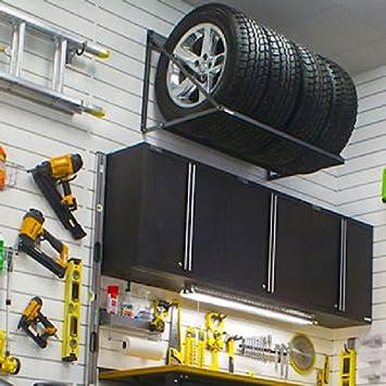 Tire Rack Storage Wheel