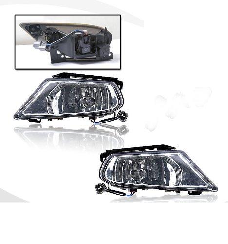 Style Fog Lights Kit - 05-07 Honda odyssey OEM Style Clear Fog Lights