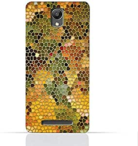 Xiaomi Redmi Note 2 TPU Silicone Case With Stained Glass Art Design