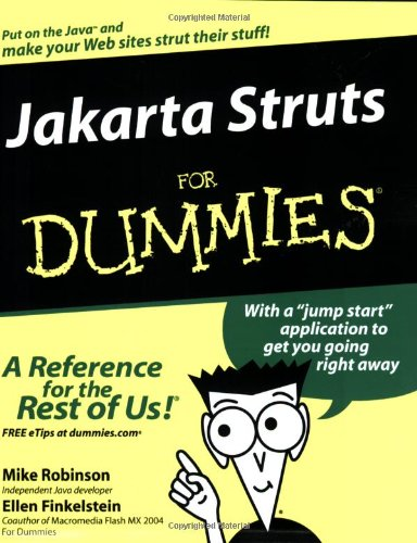 Jakarta Struts for Dummies-cover