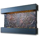 BluWorld Horizon Falls Indoor Wall Fountain - Medium