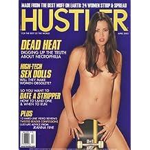 Hustler Canada April 2002