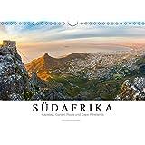 Südafrika: Kapstadt, Garden Route und Cape Winelands (Wandkalender 2018 DIN A4 quer): Eine Reise an das Kap der Guten Hoffnung. (Monatskalender, 14 ... [Kalender] [Apr 16, 2017] Benninghofen, Jens