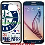 Mariners Seat. Baseball New Black Samsung Galaxy S6 Case By Mr Case