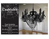 Amscan Haunted Candelabra Gauze Decoration