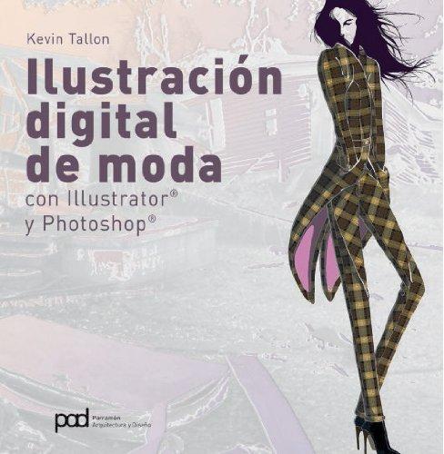 Descargar Libro Ilustración Digital De Moda Kevin Tallon