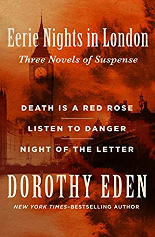 book cover of Eerie Nights in London