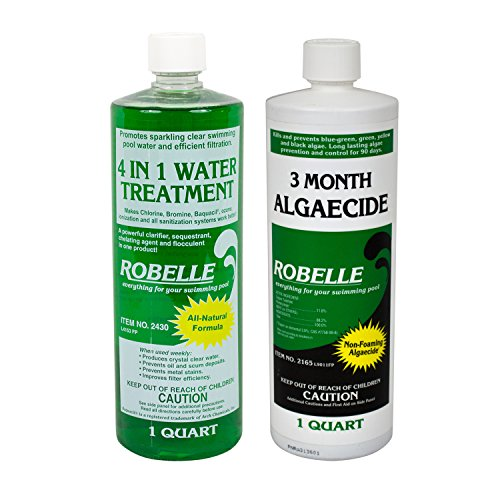 UPC 034261021122, Robelle 2112 Clear Water Combo Pack For Swimming Pools