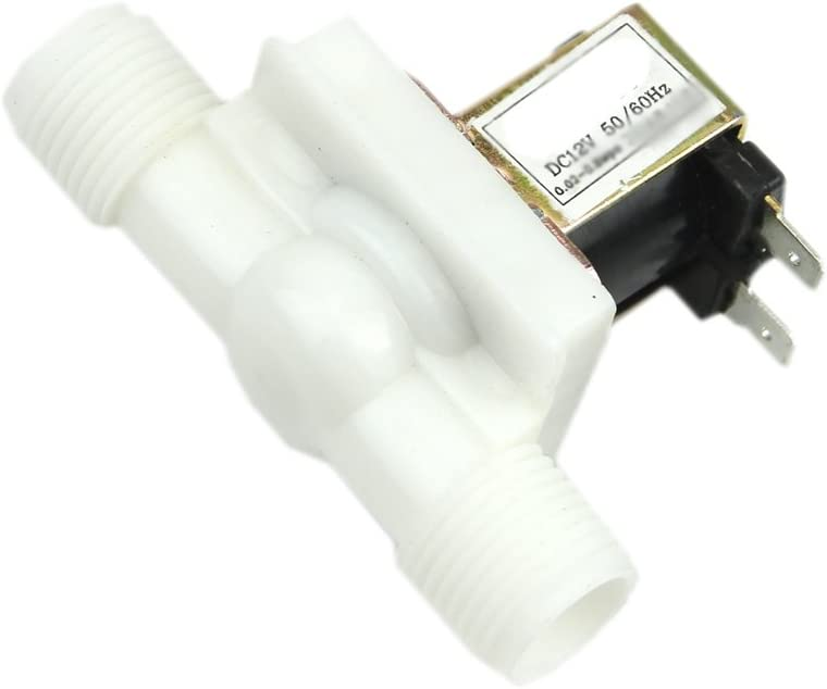 """NEW 1//2/"""" Water Control NC 12v dc Solenoid Valve"""