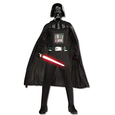 Rubie's Costume Star Wars Adult Darth Vader Costume: Clothing
