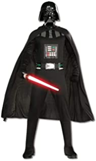Amazon.com: Rubies Costume Co Mens Star Wars Classic Darth ...