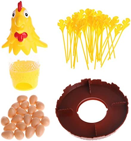 Aoaoingy Chicken Don`t Drop Egg Game Kid Children Exciting Fun Pull Out Feathers Toy Gift / Aoaoingy Chicken Don`t Drop Egg Game Kid Children Exciting Fun Pull Out Feathers Toy Gift
