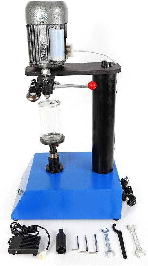 110V Tin Can Sealer Tin-Plate Can Sealing Machine Manual