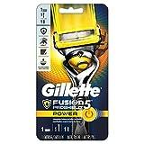 Beauty : Gillette Fusion5 Proshield Power Men's Razor with 1 Razor Blade Refill and 1 Battery, Mens Fusion Razors / Blades