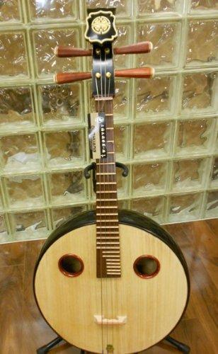 Professional Daruan Da Ruan Chinese Mandolin Guitar by Dunhuang