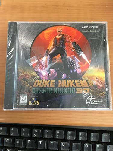 Game Wizards Interactive Game Guide For Duke Nukem 3D - Wizard Video 3d