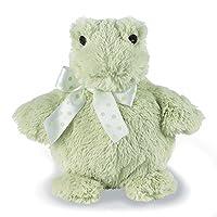 "Bearington Baby Tad Plush Stuffed Animal Frog 6"""