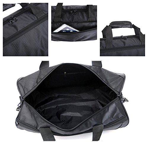Adanina Duffle Lightweight amp; s Sports resistant Gym Water Foldable Women Travel Yogo Bag Golden Luggage Men For Bags BwrqBW1z
