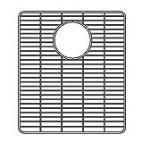 Houzer 629719 Wirecraft Kitchen Sink Bottom Grid for Quartztone Granite Sinks