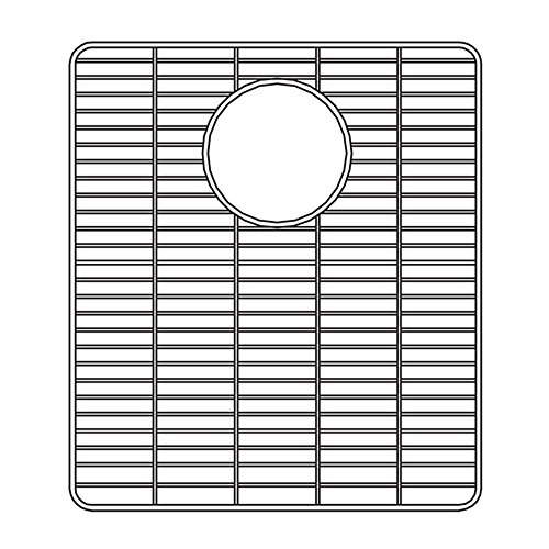 Houzer 629719 Wirecraft Kitchen Sink Bottom Grid for Quartztone Granite - Rack Sink Wirecraft
