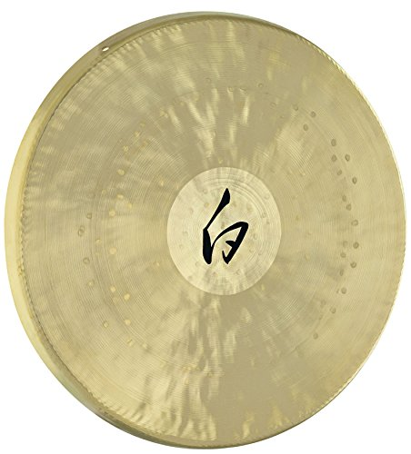Meinl Sonic Energy WG-12 12'' White Gong with Beater by Meinl Sonic Energy