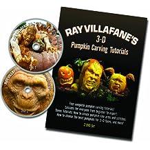 Ray Villafane's 3-D Pumpkin Carving Tutorials DVD