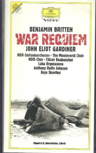 War Requiem [VHS]