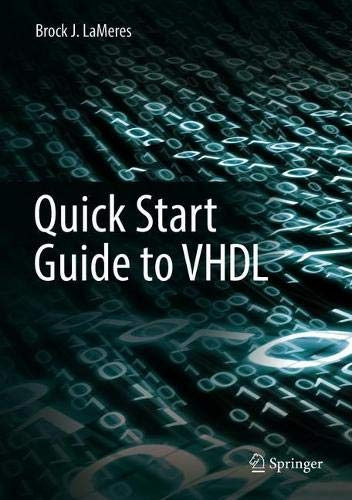 Quick Start Guide to VHDL-cover