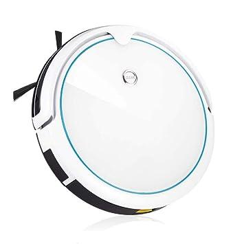 SPFAZJ Robot de limpieza Nuevo robot aspirador para el hogar inalámbrico automático barrido de polvo Esterilizar Gyro navegación inteligente planificado ...