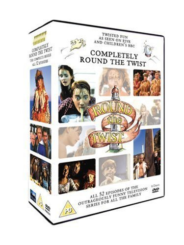 Round the Twist: Complete Series - Twist Round