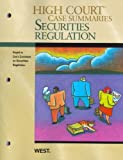 Securities Regulation, Keyed to Cox, West Law School, 031426633X