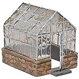 Cheap Jeremie Corporation Greenhouse for Miniature Garden, Fairy Garden