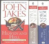 "John Jakes 3 Book Set ""North and South"", ""Love and"
