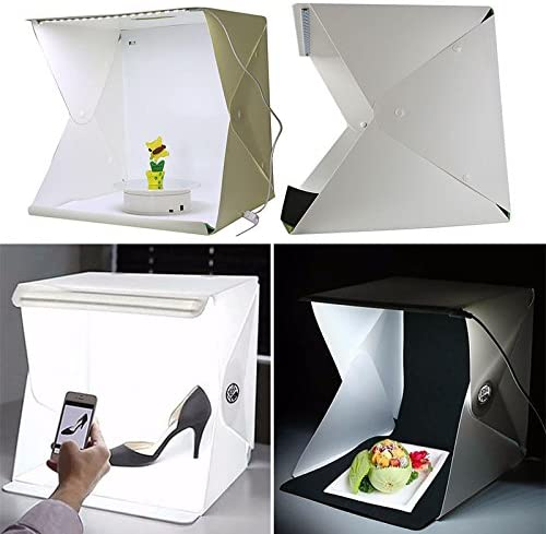 IWang 1 Unidad 40 x 40 x 40 cm luz Portátil Sala Fotografía ...