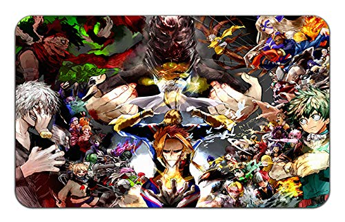 My Hero Academia Anime Mousepad Playmat (24'' x 14'' inches) [MP]My Hero Academia-50 by WallScrollPosters