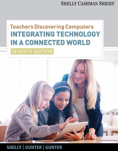 Download Teachers Discovering Computers: Integrating Technology in a Connected World Pdf