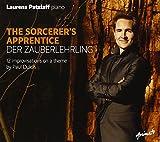 Laurens Patzlaff: The Sorcerer's Apprentice (Audio CD)