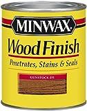 Minwax 22310 1/2 Pint Wood Finish Interior Wood Stain, Gunstock by Minwax
