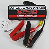 XP-10 HEAVY DUTY Micro Start Jump Starter Emergency Kit - NOW WITH 650CCA and HEAVY DUTY SMART CLAMPS BILLET PROOF...