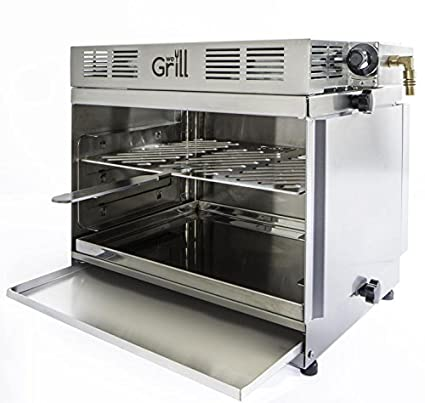 WeGrill Folding IN & Out Horno barbacoa de infrarrojos